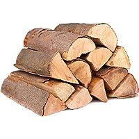 75 litres (28 - 30 kg) du bois de chauffage du hêtre 30-33 cm sec - livraison gratuite