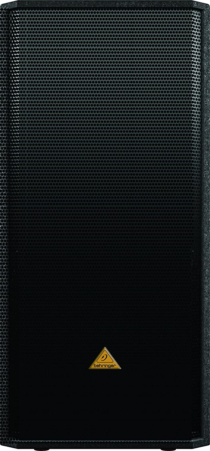Behringer EUROLIVE Vp2520 Professional 2000-Watt Pa Speaker with Dual 15 Woofers And 1.75 Titanium-Diaphragm Compression Driver Behringer USA