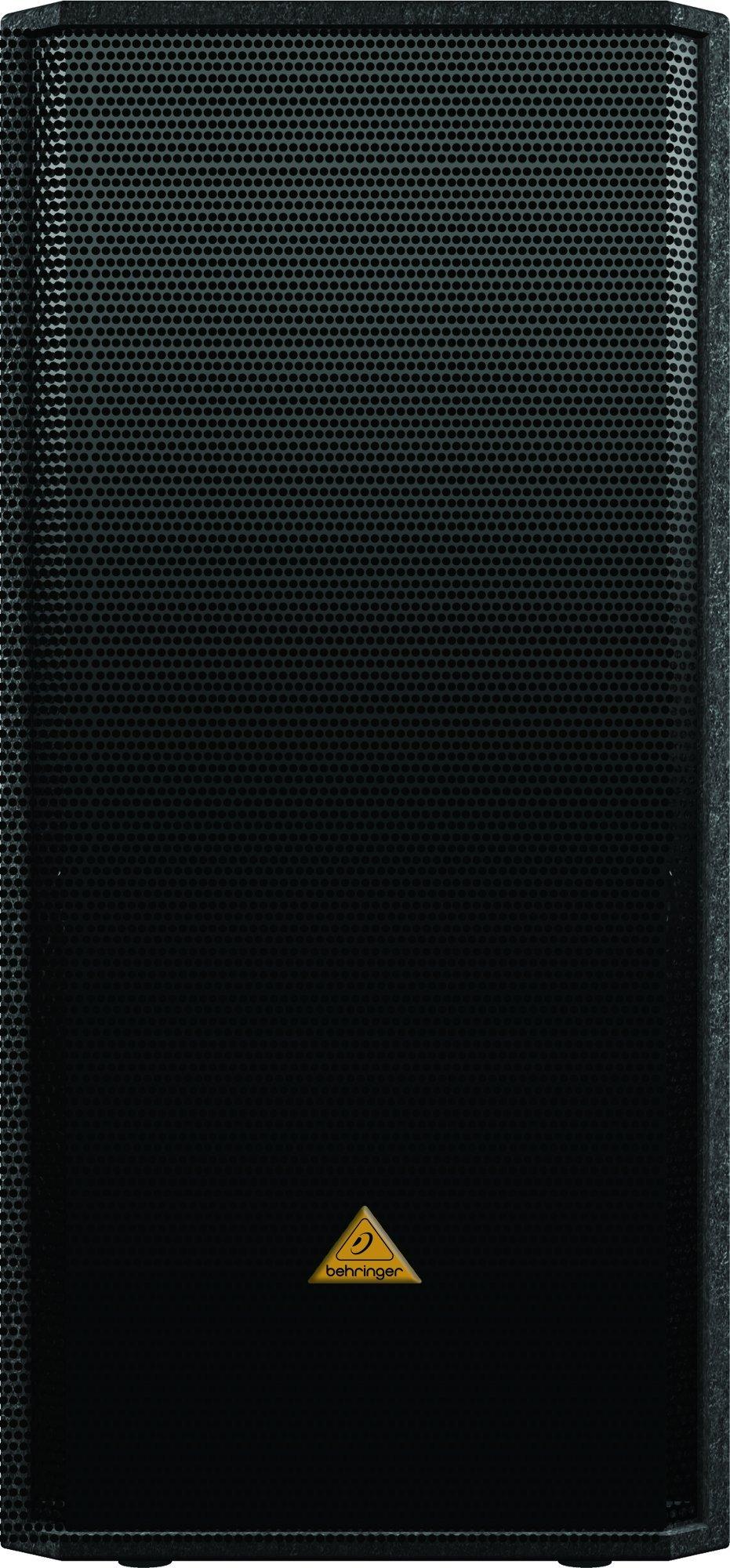 Behringer EUROLIVE Vp2520 Professional 2000-Watt Pa Speaker with Dual 15 Woofers And 1.75 Titanium-Diaphragm Compression Driver