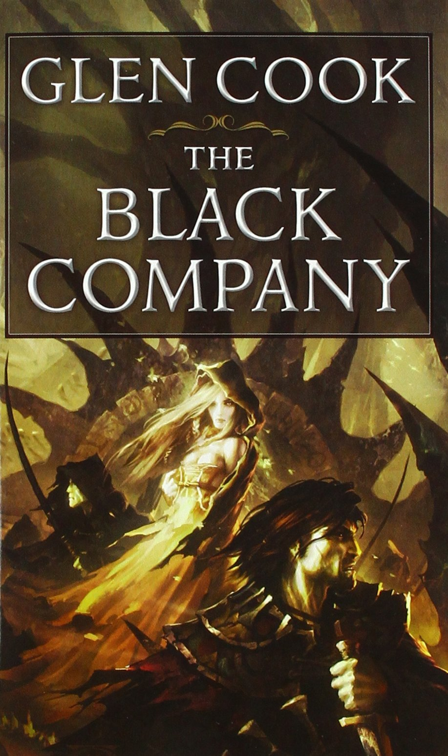 the black company book order