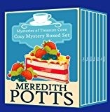 Mysteries of Treasure Cove Cozy Mystery Boxed Set (English Edition)