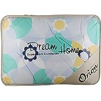 Orion Cozy Printed Double Comforter - 2.2 x 2.4 m (Multicolour)