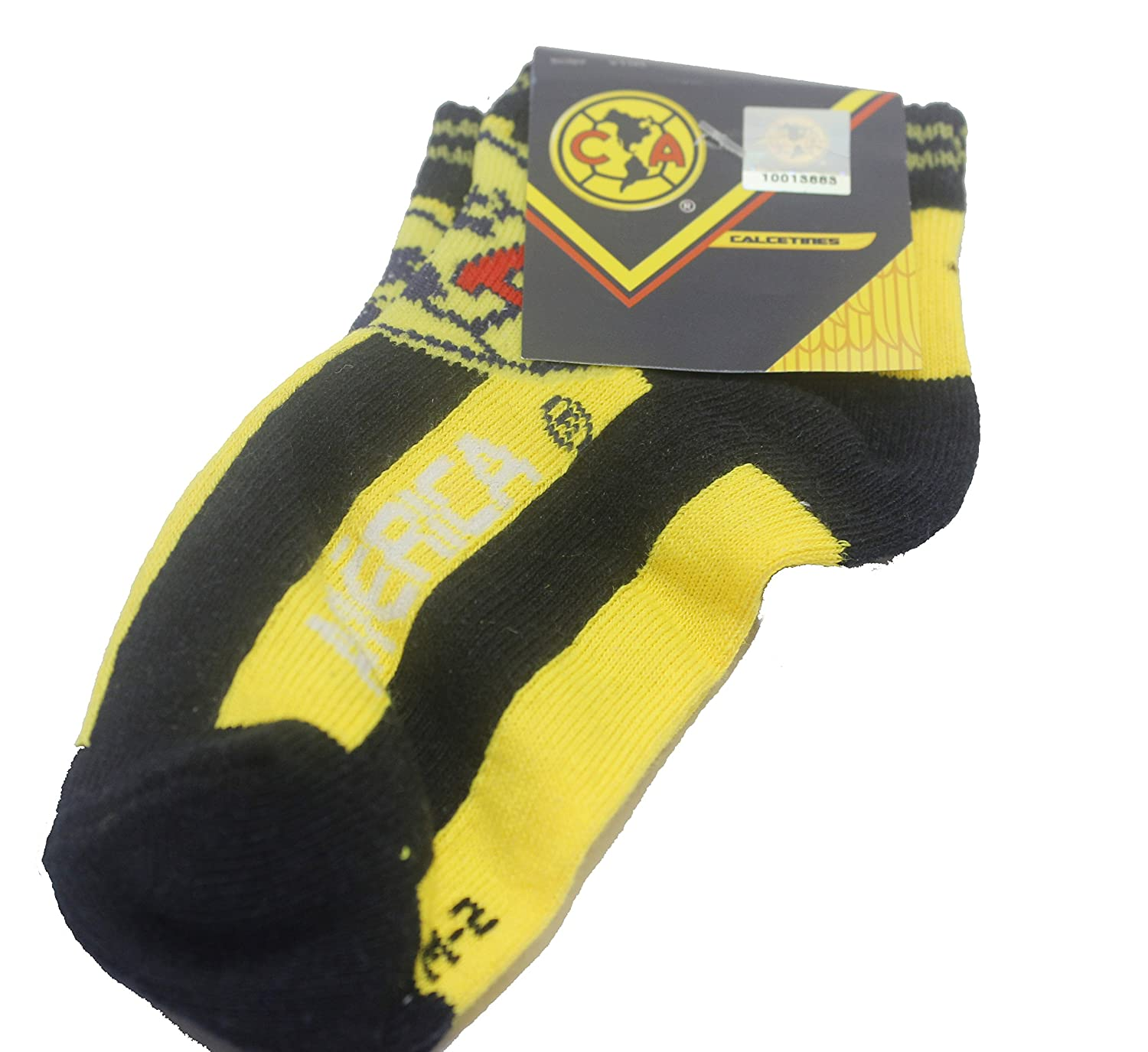 Amazon.com : Aguilas del America Soccer Mexico Kids Socks - Calceta Aguilas del America Kids : Everything Else