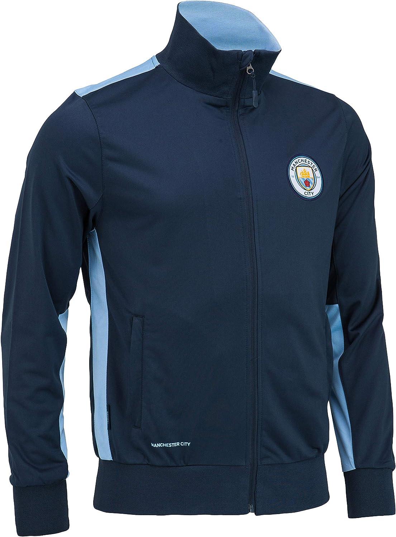 Manchester City Chaqueta Colección Oficial - Talla de Hombre XL ...