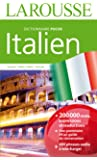 Dictionnaire Larousse poche Italien