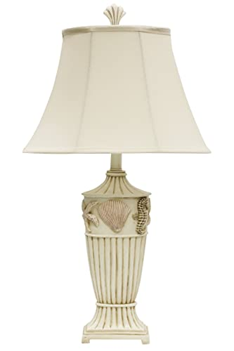Collective Design 720354120956 Table Lamp, Cream