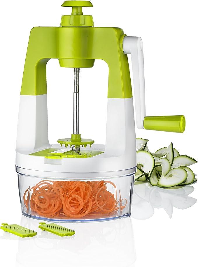 Spiralizer Verdure Veggie Twister Plus Affettatrice a ...
