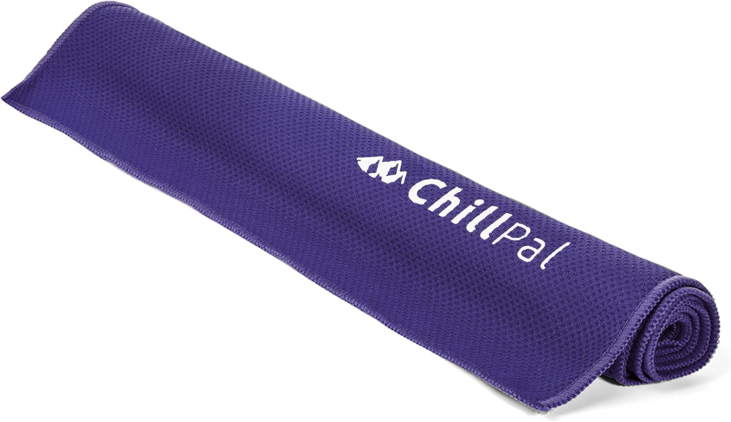 Chill Pal Mesh Cooling Towel (Twilight Purple, 12 x 40 inch)