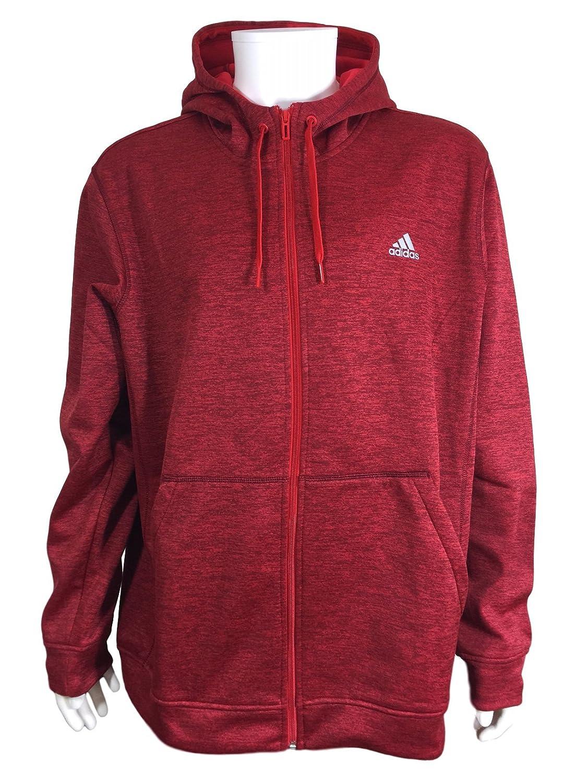 adidas Men's Tech Fleece Full Zip Hoodie Masked Brand