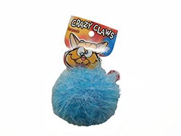 Amazon.com: Sargentos s Crazy garras gato Flump juguete ...