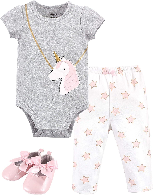 Pant and Shoe Set Little Treasure Unisex Baby Cotton Bodysuit