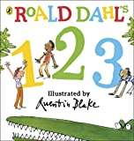 Roald Dahl's 123: (Counting Board Book) (Dahl Picture Book)