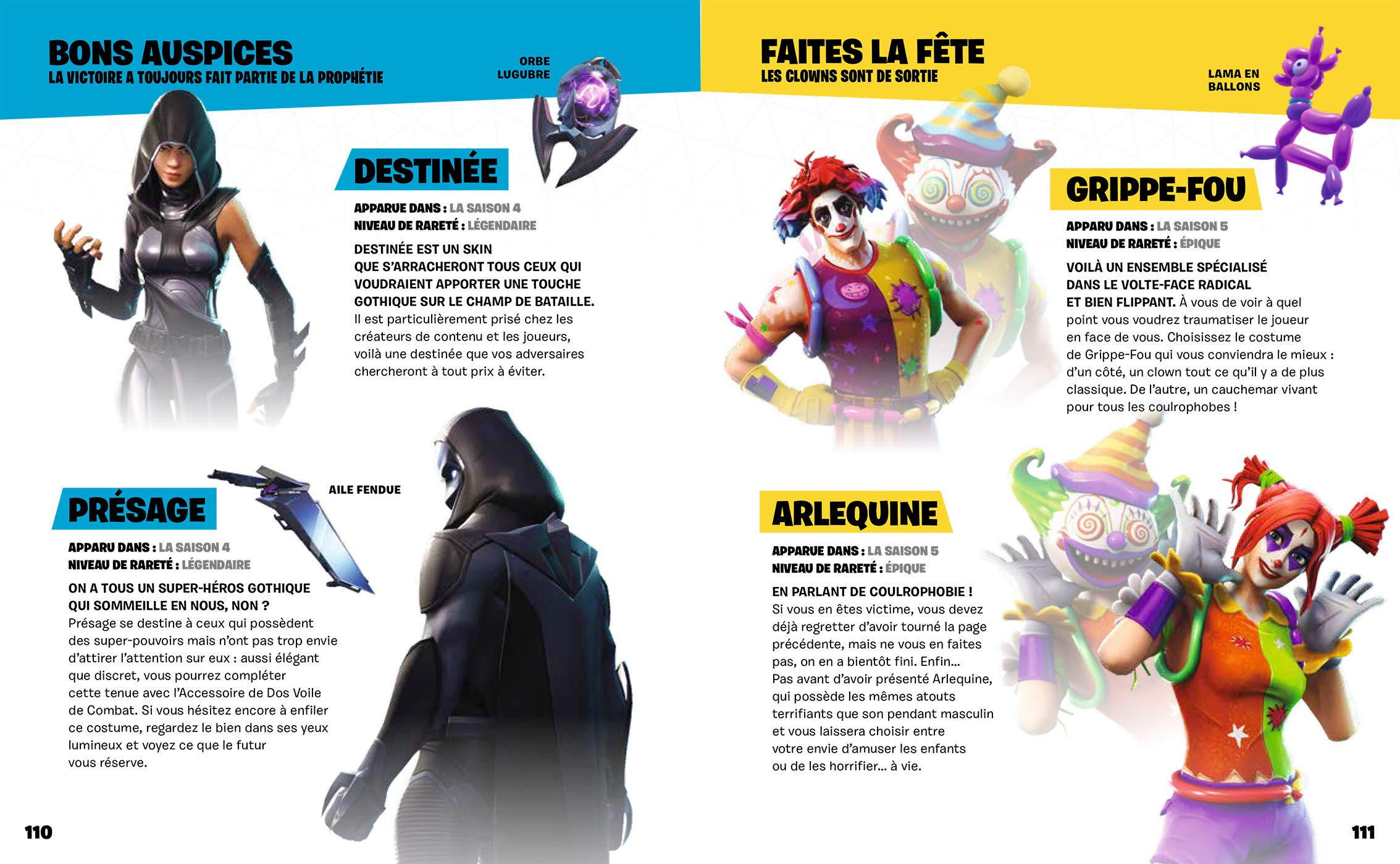Amazon Fr Fortnite Guide Officiel Des Tenues Edition