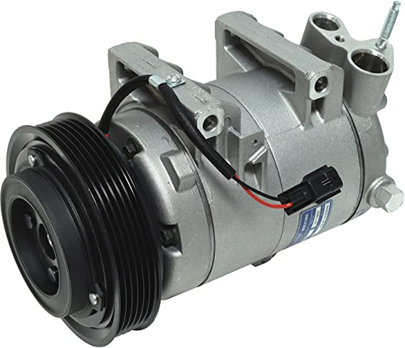 OCPTY CO 11200C A//C Compressor Clutch Assembly Compatible with N-issan Rouge