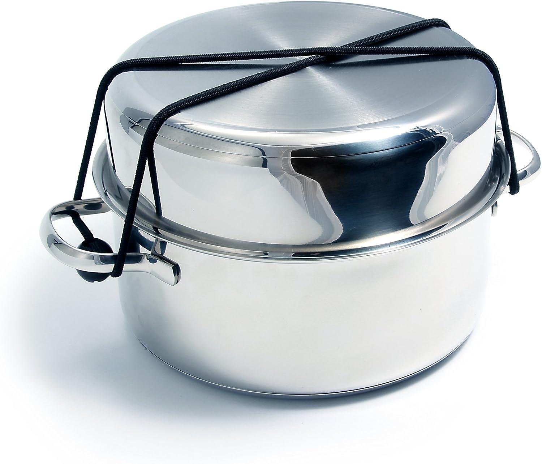 10-Piece Nesting RV Cookware Set