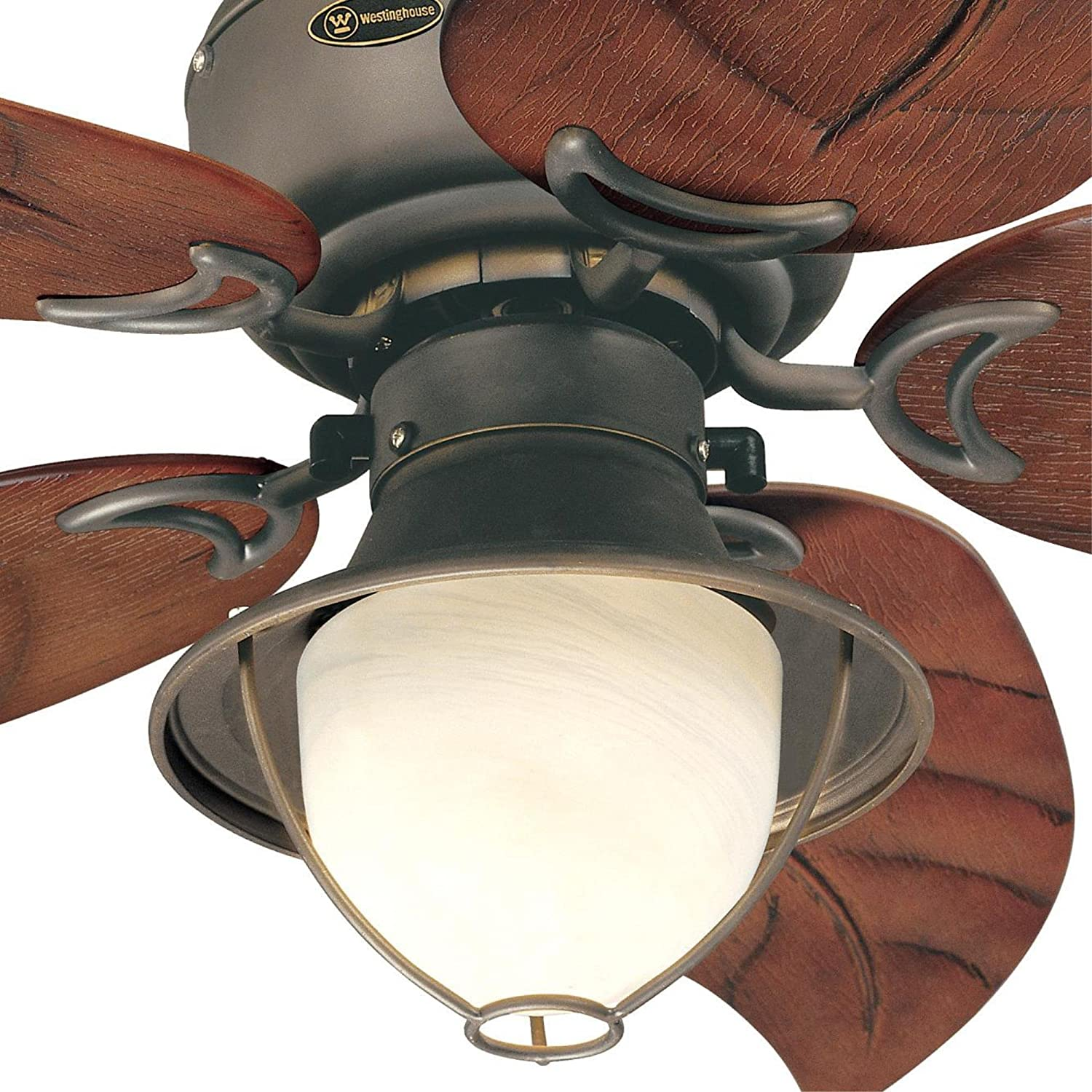 Westinghouse 7861920 Oasis Single Light 48 Inch Five Blade Indoor