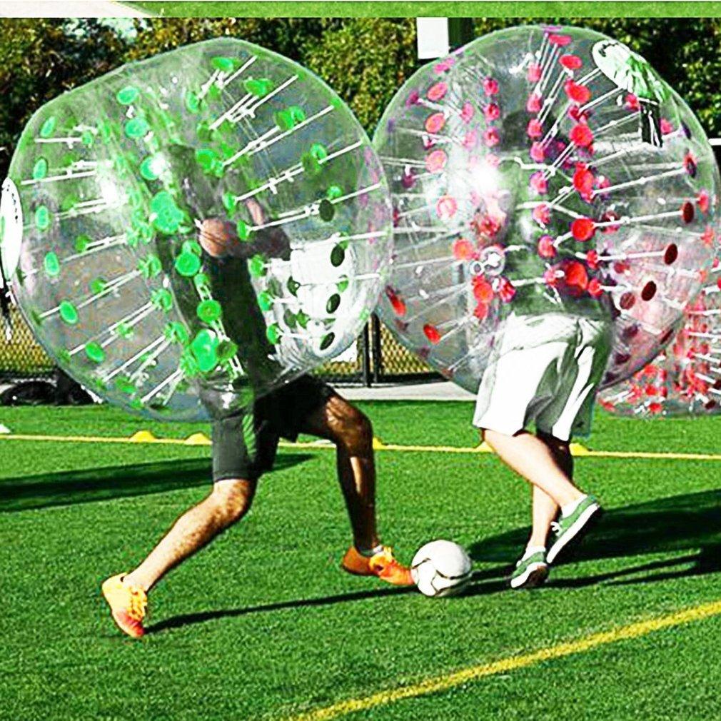 1,2 m humanos aldaba bola, 3 way sistema de seguridad hinchable ...