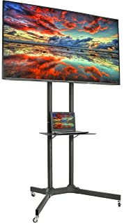 Amazon Mobile TV Stand for 37 to 70 inch Flat Screen Monitor