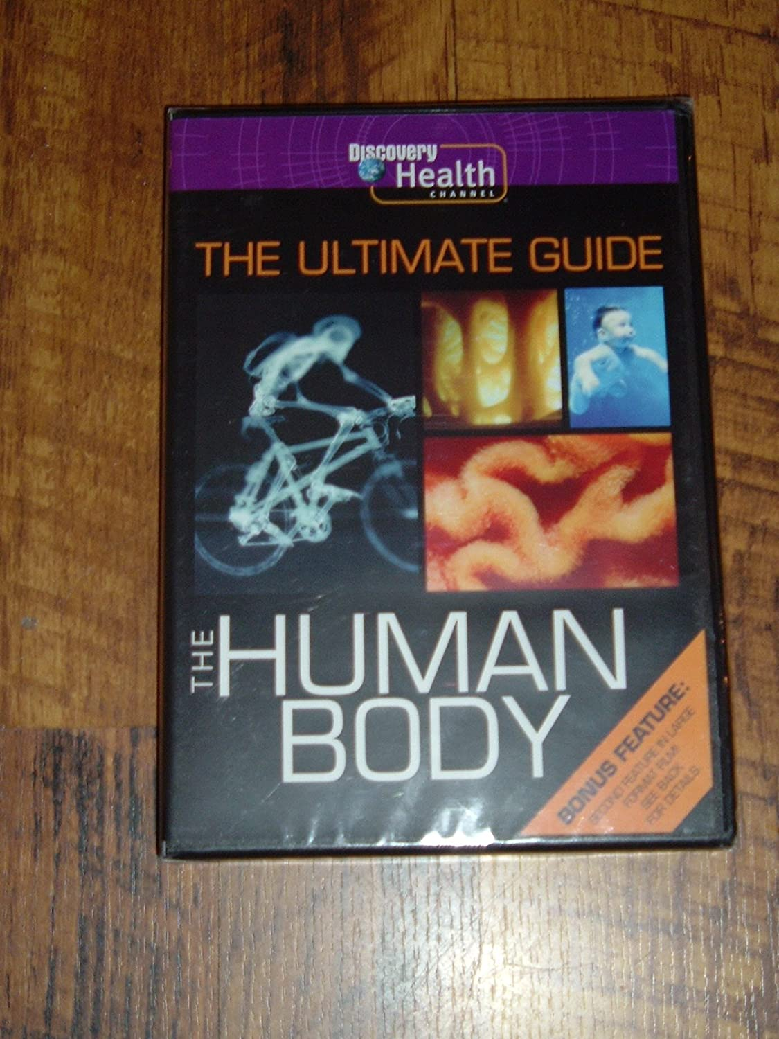 The ultimate guide body – miles kelly.