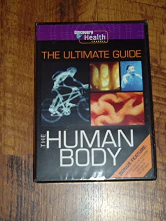 The ultimate guide the human body.