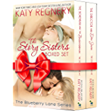 The Story Sisters: (2-book boxed set) (The Blueberry Lane Series)