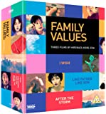 Family Values: Three Films by Hirokazu Kore-eda [Blu-ray]