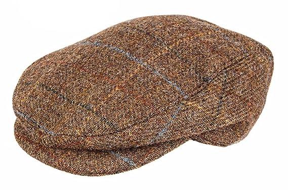f5d4a3169 Dents - Abraham Moon Yorkshire Tweed Flat Cap