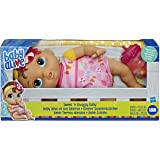 Baby Alive - Sweet n Snuggly Soft Baby Doll - Incl Bottle - First Baby Doll - Ages 18+ months