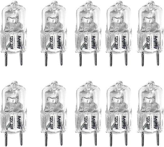 Amazon.com: (10) -Paquete Anyray repuesto para 120 V ...