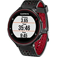 Garmin 010-03717-70 Forerunner 235, Black/Red