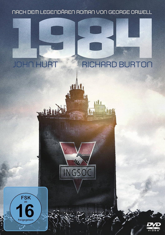 15 [DVD] Amazon.de John Hurt, Suzanna Hamilton, Richard Burton ...