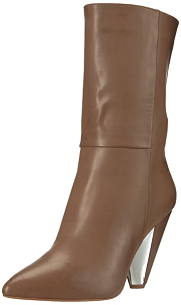Women's Leslie Smth BRN Vachetta Fashion Boot