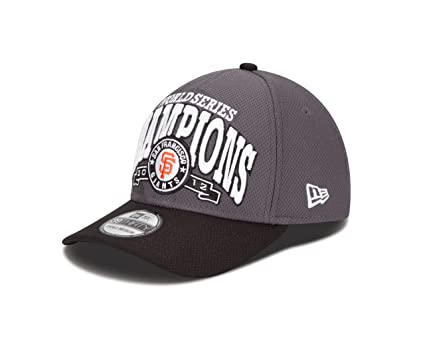 17e367849c2 MLB San Francisco Giants World Series Champions Locker Room 39Thirty Cap