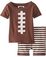Mud Pie Baby Boys' Football Two Piece Set