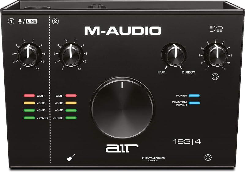 M-Audio Air 192シリーズ