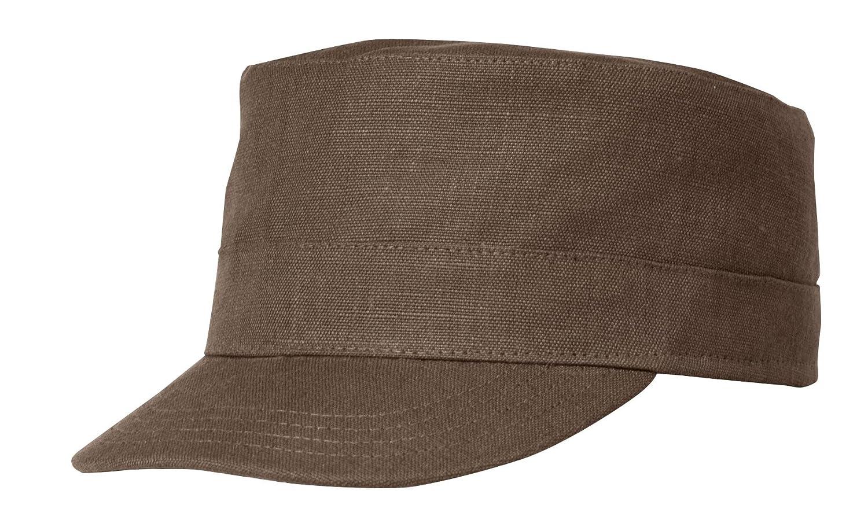 bfad5cbc Tilley Unisex TC2 Hemp Military Cadet Cap, XL, Mocha: Amazon.in: Clothing &  Accessories