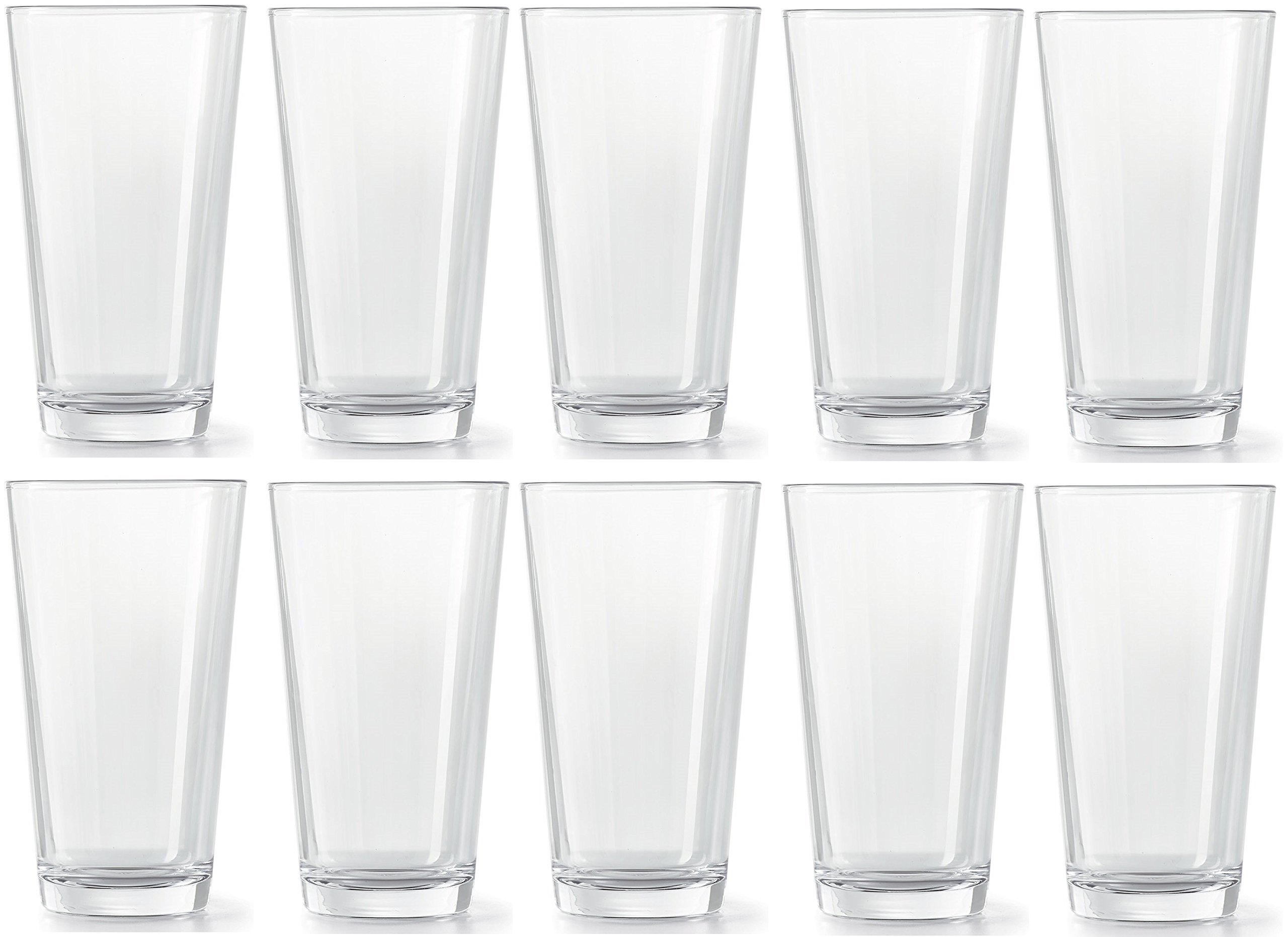 Circleware 44766 Spirit Set Glassware Products, Clear
