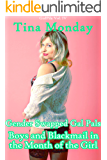 Gender Swapped Gal Pals: Boys and Blackmail in the Month of the Girl (GirlPilz Book 4)