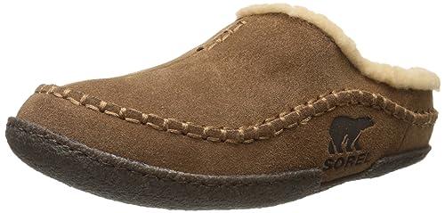 Sorel Men's Falcon Ridge Slippers, Brown (Marsh), 6 UK (40 EU