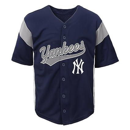 321f4126e Amazon.com   Outerstuff MLB Youth Boys 8-20 Fashion Jersey   Sports ...