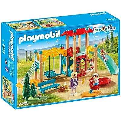 PLAYMOBIL Park Playground: Toys & Games