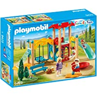 PLAYMOBIL Family Fun Parque Infantil, a Partir