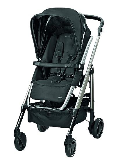 Maxi-Cosi Loola 3 marco negro carrito de bebé (negro cuervo) negro negro