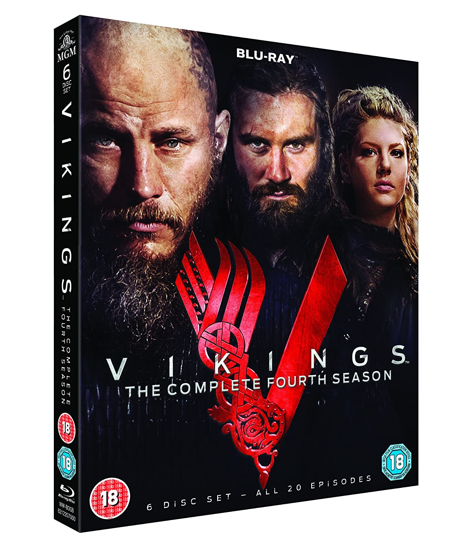 Vikings Complete Season 4 [DVD] [2017]: Amazon co uk: Travis Fimmel
