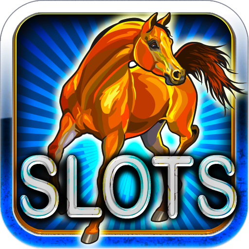 Mustang Majesty Slots Fort Horses Fortune JAckpot Slot Machine for Kindle Free Vegas Casino Free Games HD Deluxe for Kindle Download free casino app, play offline whenever, without internet needed ()