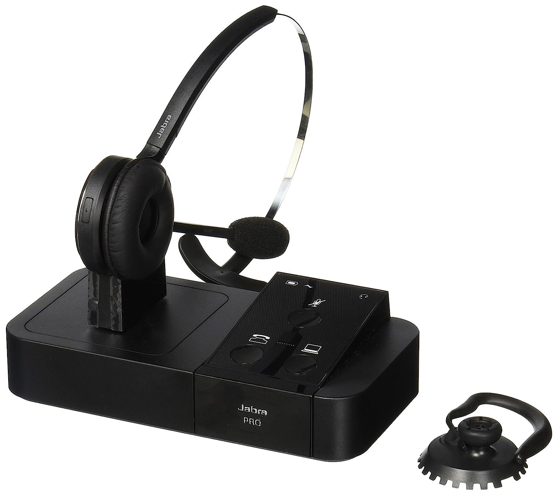 Jabra Pro 9450 Flex Mono Wl Boom Headset W/Noise Cancelling