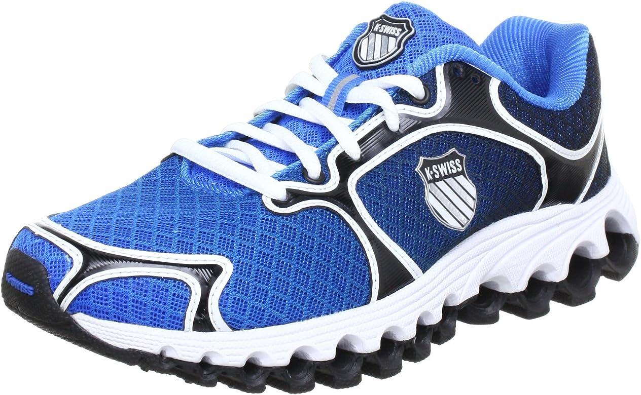 K-Swiss Tubes 100 Dustem, Zapatillas para Mujer, Blau/Schwarz, 35.5 EU: Amazon.es: Zapatos y complementos