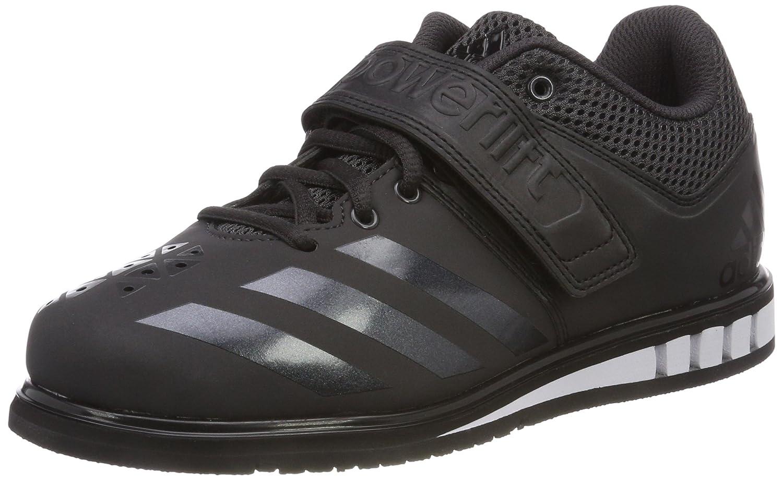 f0da914a3952 Adidas Powerlift 3.1 Mens Weightlifting Powerlifting Shoe Black - UK 5.5   Amazon.com.au  Fashion