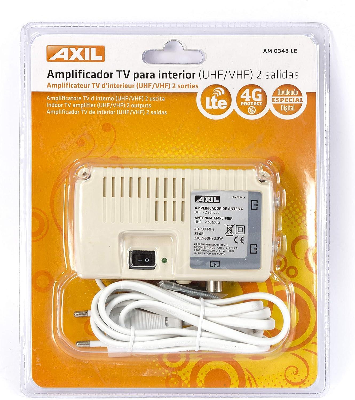 Engel AM0348LE - Amplificador de antena con filtro LTE ...