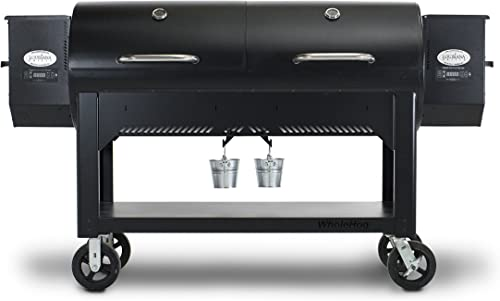 Louisiana Grills LG-001000-1750 WH-1750 Country Smoker Whole Hog